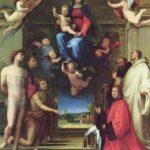 Fra Bartolomeo Vierge aux Saints