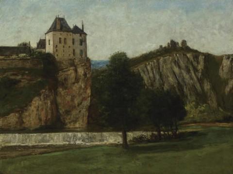 Le Château de Thoraise 1865