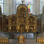 retable abbaye Baume