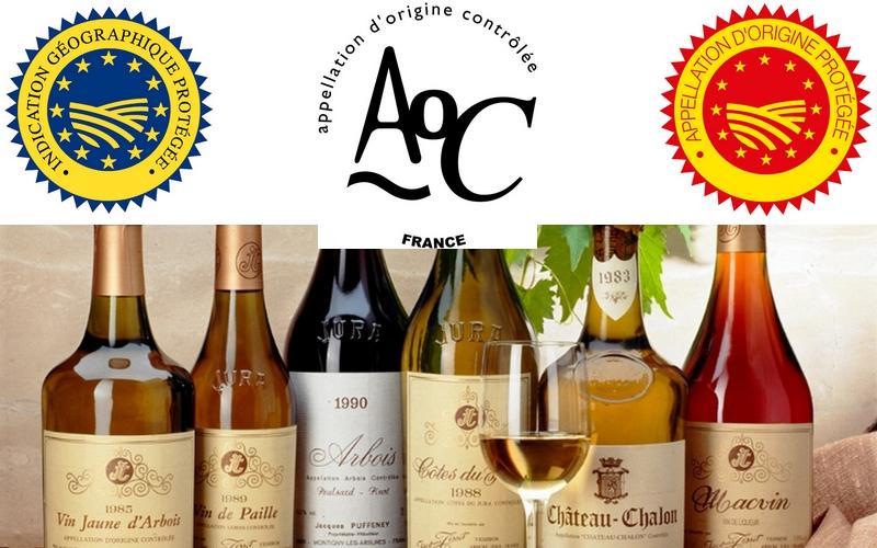 AOP AOC IGP Franche-Comté