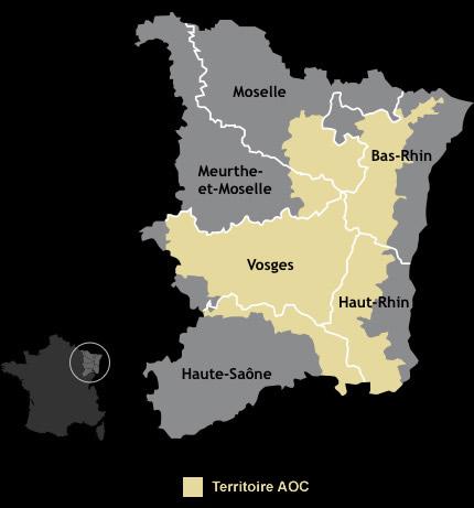 AOP Munster Franche-Comté