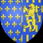 armoiries de Jeanne II de Bourgogne