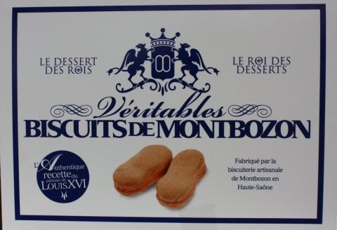 biscuit de Montbozon