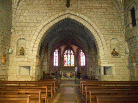 église Saint-Symphorien Marnay