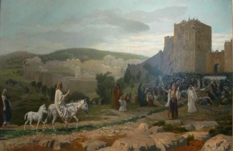 gérôme christ jerusalem