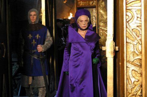 Jeanne Moreau en Mahaut d'Artois
