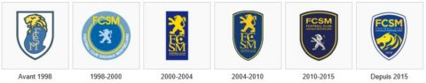 logos FC Sochaux Montbéliard