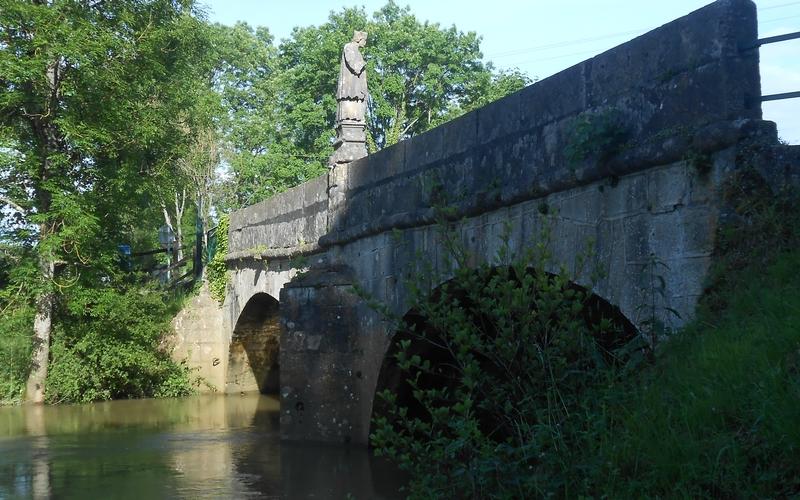 Jean Népomucène à Chemilly (Haute-Saône)