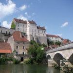 Pesmes Franche-Comté