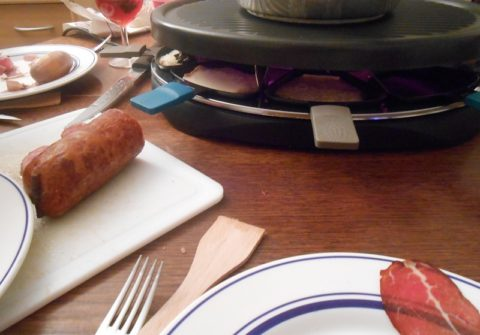 raclette franc-comtoise