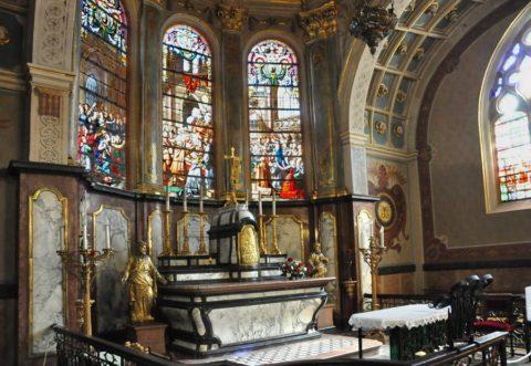 sainte-chapelle dole