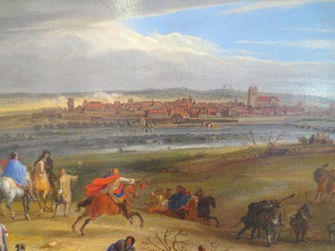 Siège de Dole 1668