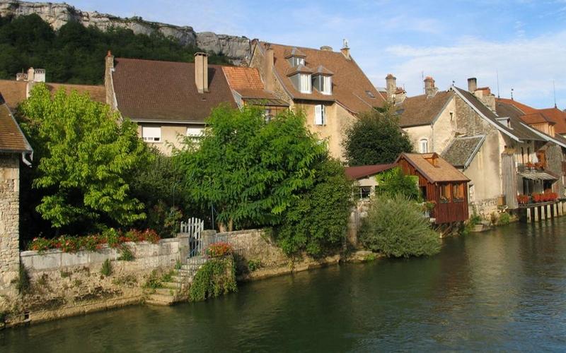 sites touristiques Franche-Comté