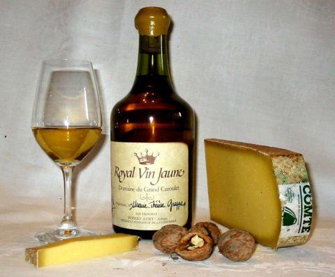 vin jaune du Jura