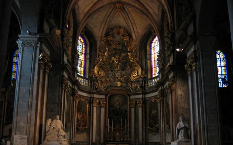 cathédrale Besançon