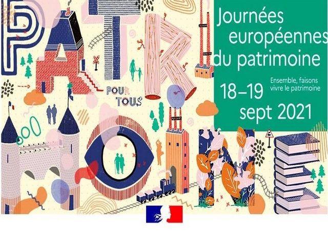 JEP 2021 : le programme en Franche-Comté