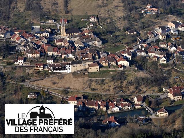 village préféré Franche-Comté